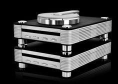WTP-1 Top-Loading CD Transport  & WDS-1 24-Bit, 192K D/A Converter