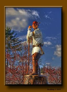 Image detail for -War Chief of the Mohawk...Robert Griffing...