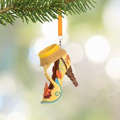 Pocahontas Shoe Ornament | Disney Store