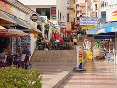 shops in Los Cristianos
