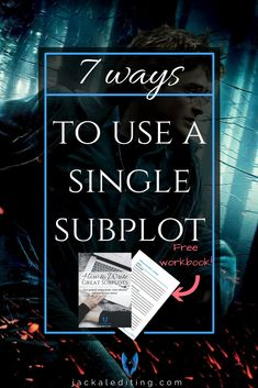 Subplots that manage to accomplish more than one thing make stories more complex. Harry Potter& Quidditch shows us how a single subplot can serve the main Fiction Writing, Writing Quotes, Writing Advice, Writing Resources, Writing Help, Writing A Book, Writing Ideas, How To Write Fanfiction, Outlining A Novel