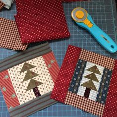 A Sentimental Quilter: Christmas Quilting and Other Stuff