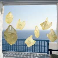 Yellow Bags. Jakob Hunosøe, 2007