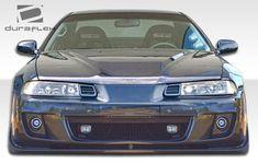 Honda Prelude Duraflex M-Speed Front Bumper Cover - 1 Piece - 106933