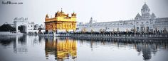 Harmandir Sahib, Golden Temple, Amritsar, Fb Covers, Taj Mahal, New York Skyline, To Go, Louvre, Punjabi Facebook
