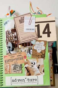 SMASH Book - this is a fun idea for life to-do's and big plans :)