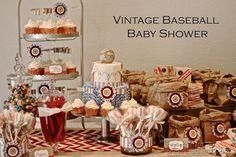 Create. Bake. Love.: Vintage Baseball