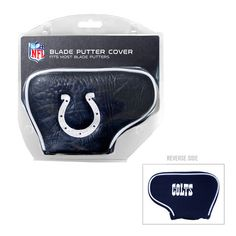 Indianapolis Colts Putter Cover - Blade #IndianapolisColts