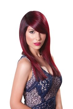 How-To: Multi-Dimensional Red with GKhair Cream Color
