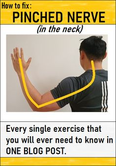Neck And Shoulder Exercises, Posture Exercises, Back Pain Exercises, Neck And Shoulder Pain, Shoulder Workout, Ulnar Nerve Exercises, Shoulder Posture, Shoulder Tension, Neck Stretches