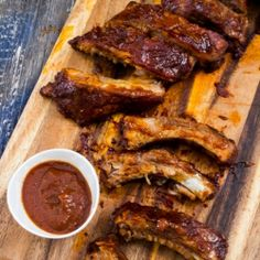 Beef Baby Back BBQ Ribs: These ribs are tender, succulent, and bursting with flavour. They're the perfect addition to any barbecue lunch or dinner.