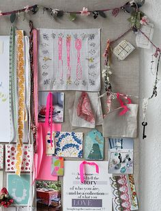 my mood board by decor8, via Flickr