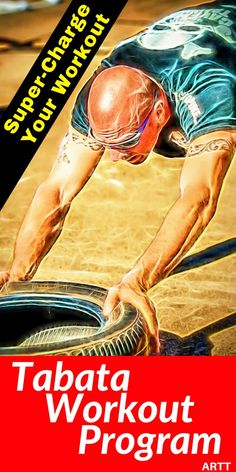 Tabata Workout Program - Super-Charge Your Workout | tabata | tabata workout | tabata workouts for beginners | tabata workouts with weights | workouts | beginner workout | tabata workout benefits | hiit | exercise | exercise program| aroadtotravel.com