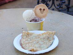 best snacks at Disneyland Paris