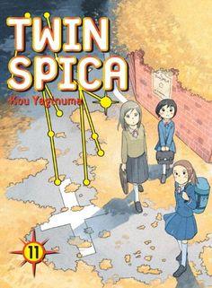 Twin Spica: Volume 11 by Kou Yaginuma http://www.amazon.com/dp/1935654330/ref=cm_sw_r_pi_dp_02DSvb1V6EJTK