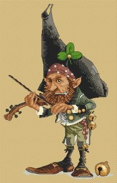 Cross Stitch Chart Fiddler by Jean-Baptiste Monge