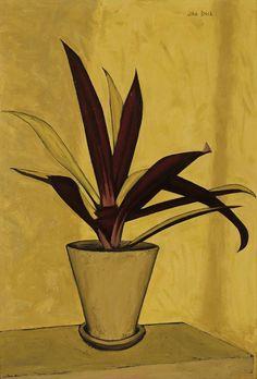 John Brack ~ Pot Plant, 1957