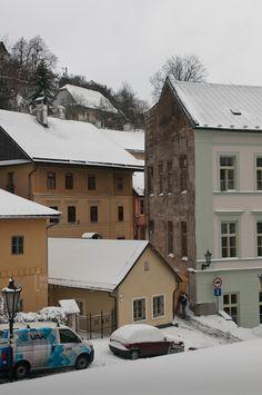 Banská Štiavnica - Trojičné námestie -  The Evangelical Liceum https://www.google.com/maps/d/viewer?mid=1peiLhfLGVISgg9Ia7zYOqWecX9k&usp=sharing