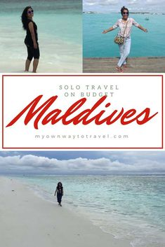 Solo Travel In The Maldives On Budget - Travel tips and information to enjoy solo travel on a budget. How about a trip to the Maldives? Solo Travel Tips, Ways To Travel, Travel Advice, Travel Guides, Maldives Destinations, Popular Honeymoon Destinations, Travel Destinations, Honeymoon Tips, Romantic Honeymoon