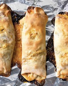 Broccoli, Tomato, and Mozzarella Stromboli | Martha Stewart Living - Recreating your favorites from the local pizza parlor is easy, and usually much healthier.