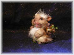 ooak miniature bunny