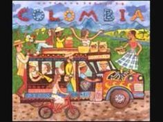 La Sonora Dinamita - El Ciclon Putumayo Presents Colombia