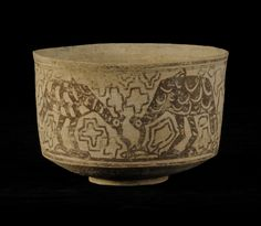 Indus Valley Terracotta Vessel - Origin: Western India Circa: 3500 BC to 2000 BC Dimensions: high x wide Collection: Asian Art Medium: Terracotta Bronze Age Civilization, Indus Valley Civilization, Harappan, Mohenjo Daro, Ancient Artifacts, Ancient Civilizations, Ancient History, India, Asian Art