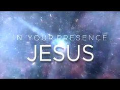 William McDowell - In Your Presence feat. Israel Houghton (LYRIC VIDEO)
