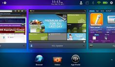 The PlayBook can run the Android Market - with some help from you