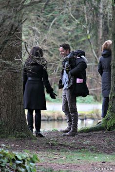 Behind the scenes of Ouat
