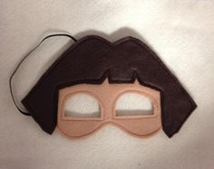 Dora The Explorer Inspired mask Pretend Play by littleshepsters, $8.00