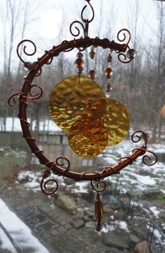 wind chime by caro schnyder