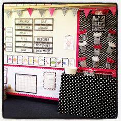 Polka dot Classroom Couture