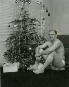 Every Christmas was the same for Uncle Leonard… socks and underwear.