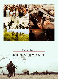 Part Four <3 Replacements