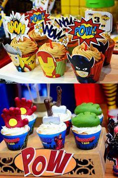 Tudo para festa Super-heróis e Vingadores! Dicas e ideias lindas de decoração, convites, bolos, comidinhas e lembrancinhas para uma festinha inesquecível. Healthy Man, Healthy Living, Deep Wallpaper, Comic Party, Wonder Woman Birthday, Avengers Birthday, My Son Birthday, Best Bow, Ideas Para Fiestas