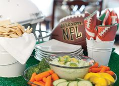 Some awesome Super Bowl Party ideas #bySandraLee
