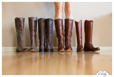 Definitely adding Frye's Melissa Button boot to Xmas list ... (far right in photo) <3