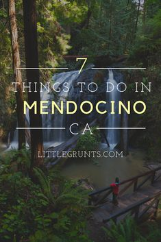 A Weekend Escape in Mendocino Skip the crowds of Big Sur and escape to California's North Coast. Here's everything you need for spending a few days in Mendocino County. Mendocino California, Mendocino Coast, California Camping, California Vacation, California Coast, Fort Bragg California, Northern California Travel, Central California, Us Destinations