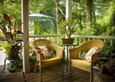 Aménagement paysager résidentiel : Charme champêtre