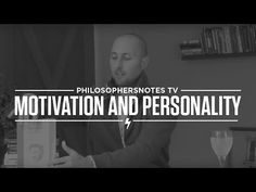 Motivation and Personality by Abraham Maslow - YouTube