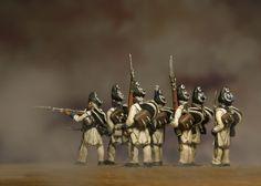 Saxon Grenadiers 1806 Hat Miniatures