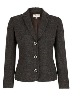 Boucle Tailored Jacket