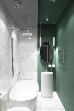 42 Beautiful, minimalist bathroom design ideas that are luxuriously . - 42 Beautiful, minimalist bathroom design ideas that look luxurious - Minimalist Bathroom Design, Bathroom Design Small, Bathroom Interior Design, Modern Bathroom, Minimalist Layout, Bath Design, Bathroom Designs, Interior Ideas, Bad Inspiration