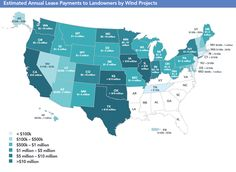 Wind power pays $222 million a year to rural landowners