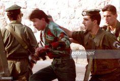 01-16 JERUSALEM, ISRAEL - DECEMBER 1: An Israeli borderguard... #uzana: 01-16 JERUSALEM, ISRAEL - DECEMBER 1: An Israeli… #uzana
