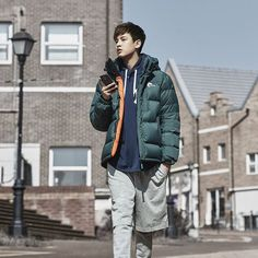 Chanwoo for NEPA 2015 Fall/Winter Season Pictorial