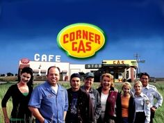 Corner Gas.  Imagine a show that is equal parts Northern Exposure & Scrubs, only set in SK.  It's AWESOME.