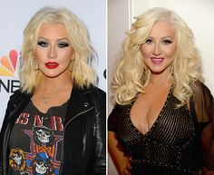 Christina Aguilera: Did She Get More Plastic Surgery In Her Face? — See Pics