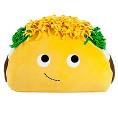 what child doesn't want a giant taco pillow that randomly bursts into song....right? :)